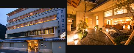 松井本館 玄関
