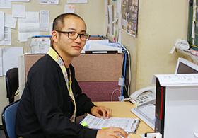 松井本館 予約管理室 主任