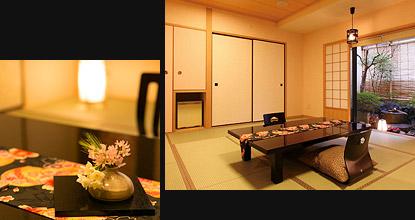 心のこもったおもてなしでお迎えする 全二十七室の快適な客室 写真