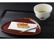 オリジナル白味噌チーズケーキ&ソフトドリンク